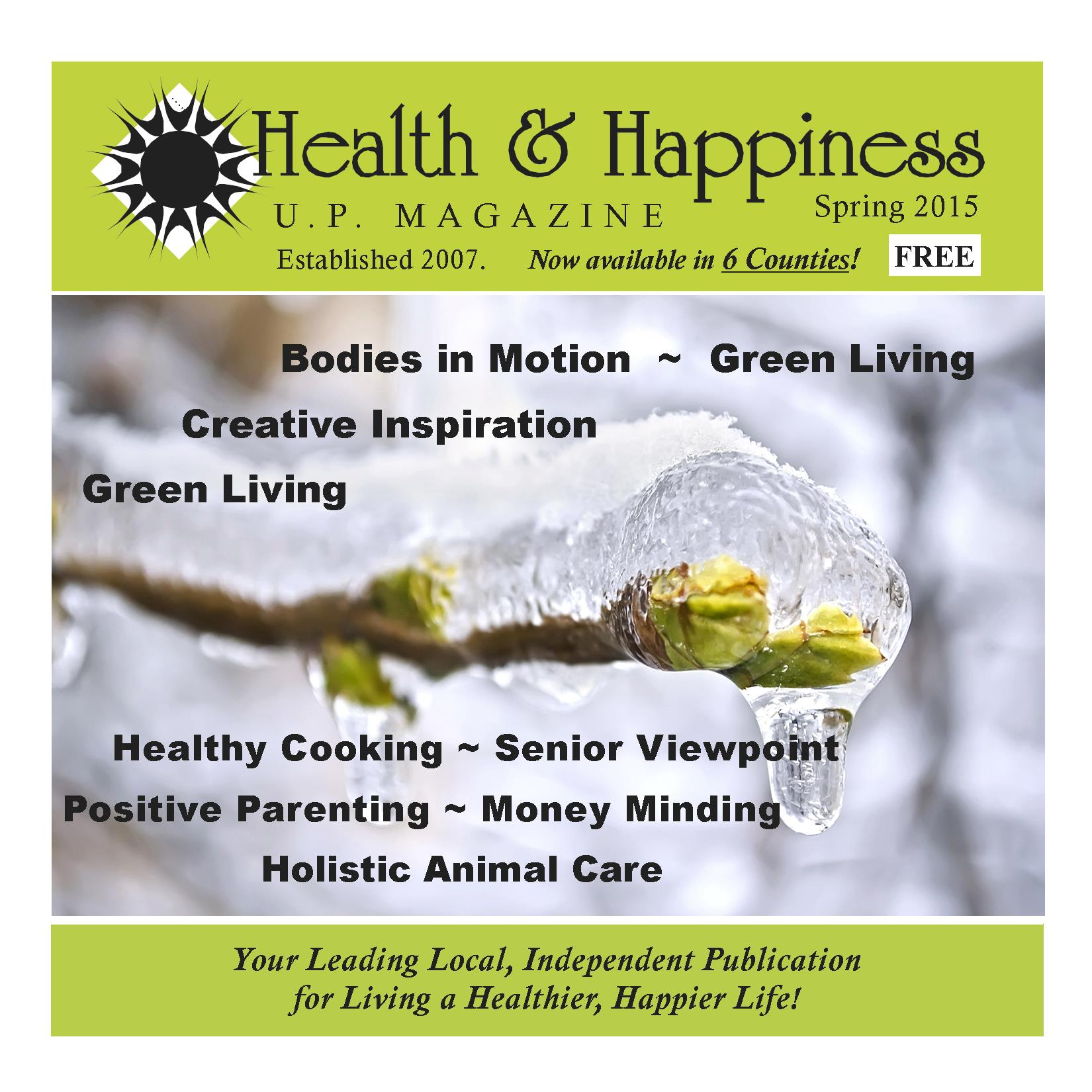 Hh Cover 201 Magazine Health Issue