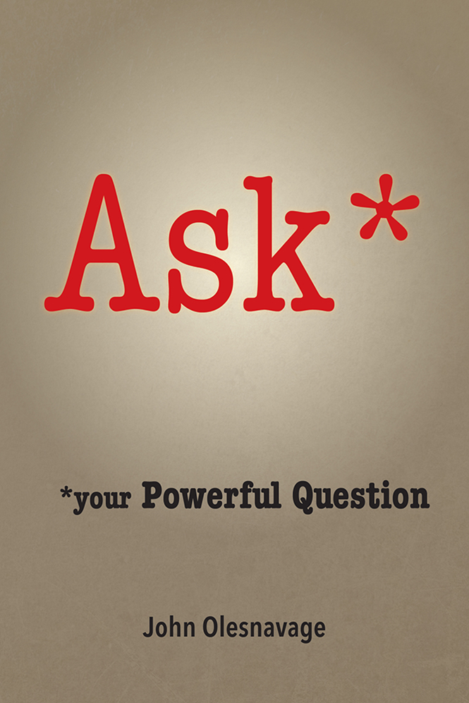 powerful question cover