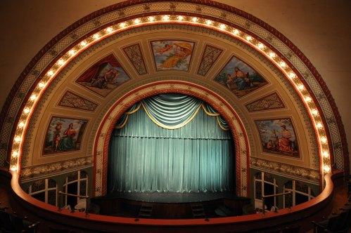 Calumet Theater, upsurge in the arts in MIs Upper Peninsula, creative inspiration, U.P. wellness publication, U.P. well-being magazine