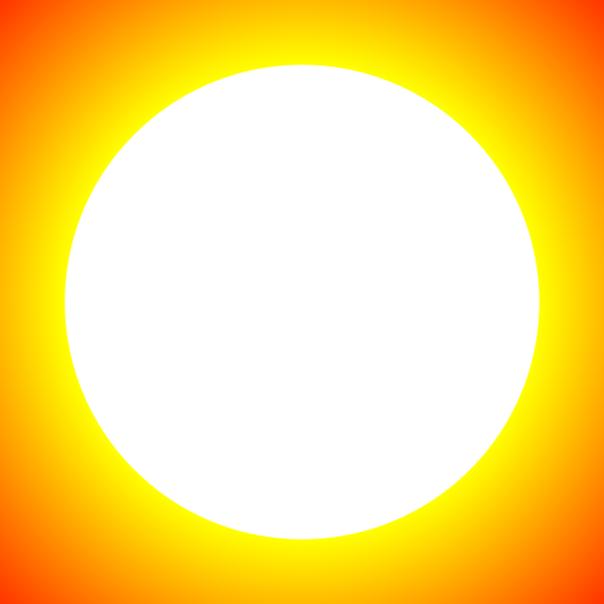 Sun in sq.