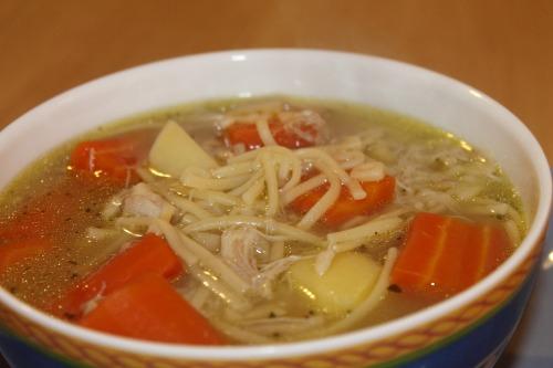 nutrition, infection prevention, senior health, U.P. holistic business, U.P. wellness publication, health benefits of chicken soup