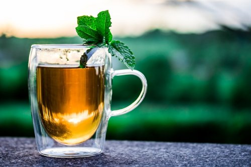 nutrition, infection prevention, senior health, U.P. holistic business, U.P. wellness publication, benefits of tea for immune system