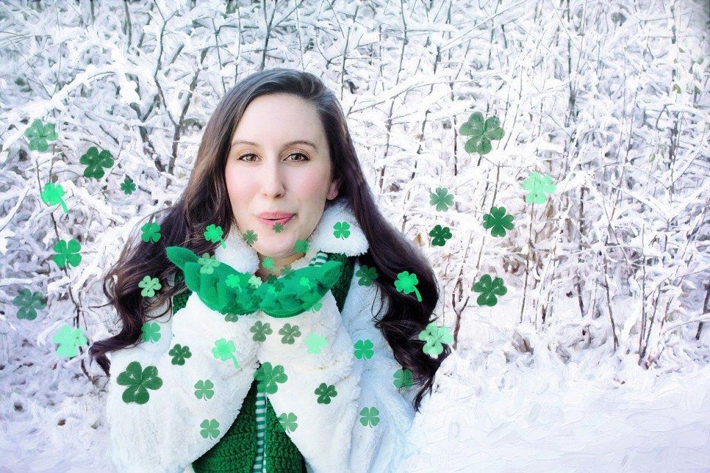 U.P. wellness publication, St. Patrick's Day