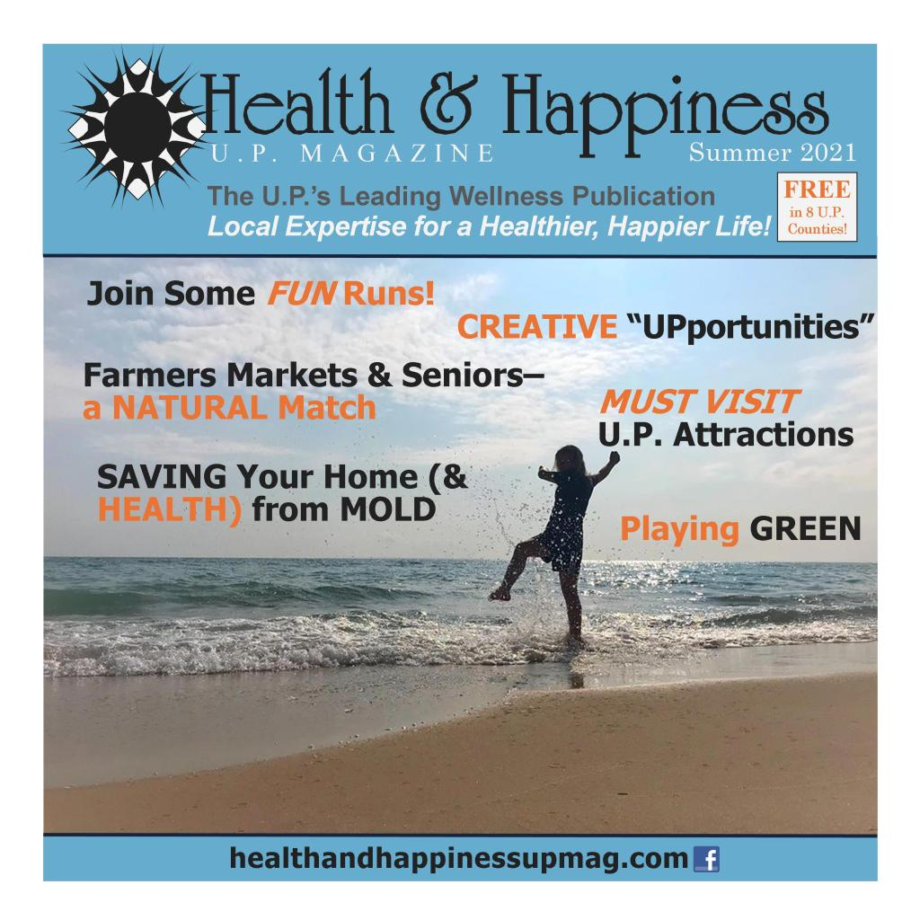U.P. holistic business, U.P. holistic wellness publication