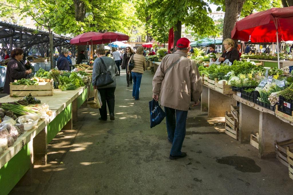 U.P. holistic business, senior nutritional needs, value of farmers markets for seniors, U.P. wellness publication
